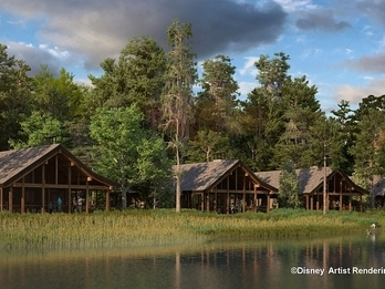 Preview Copper Creek Waterfront Cabins