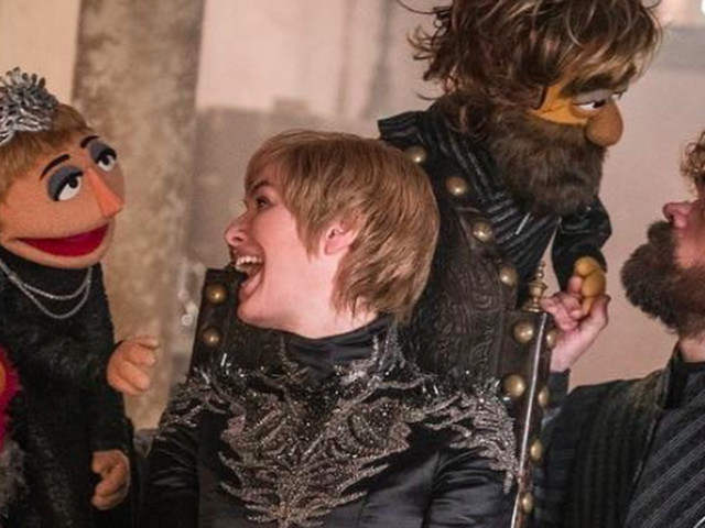 Cersei and Tyrion Lannister meet their 'Sesame Street' Muppet doubles