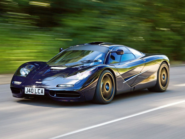 Gordon Murray's McLaren F1 successor set for 2020 debut