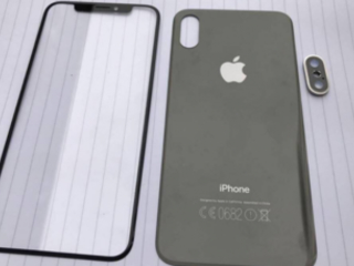 iPhone 8 release date, specs and price: Front and back panel leak shows off bezel-less, all-glass design
