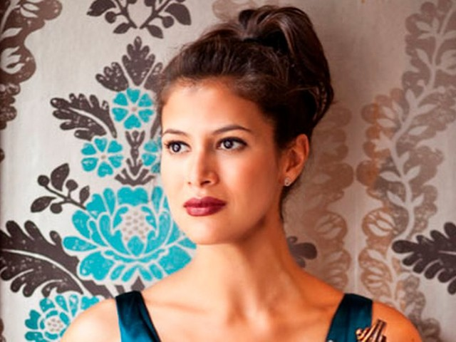 Violinist Elena Urioste talks about her passion ahead of her Huddersfield concert