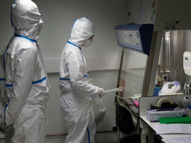 Hot biotech Moderna spikes 22% as it ships the first potential coronavirus vaccine for human testing (MRNA)
