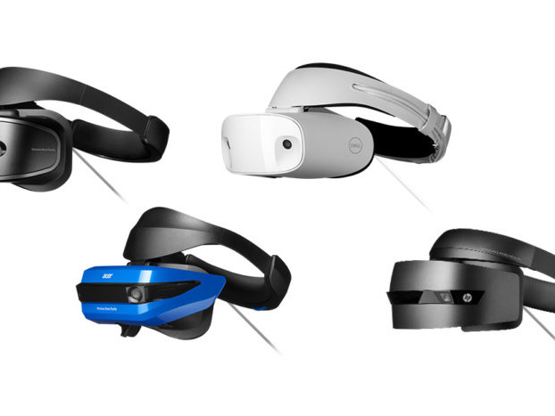 Try VR for cheap: Windows Mixed Reality headsets are on sale for nearly half off today