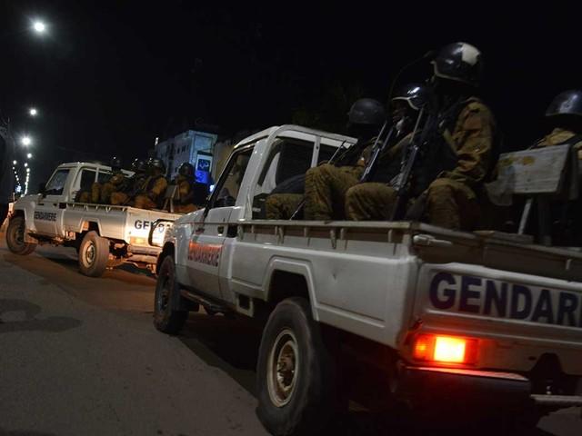 Seventeen dead in Ouagadougou restaurant attack