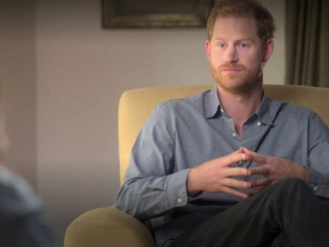 Prince Harry Accuses Royal Family Of 'Total Neglect' Over Meghan Markle's Mental Health Struggles
