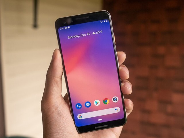 Unlocked Google Pixel 3 goes half off with no strings attached in black