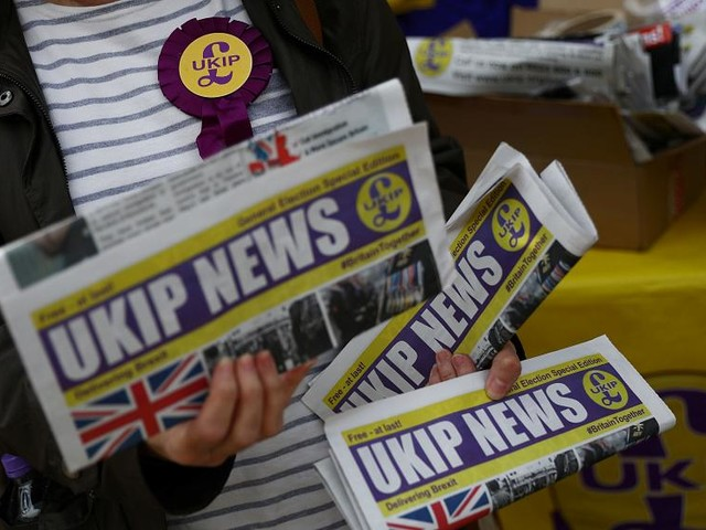UKIP in turmoil again after sacking leader Henry Bolton
