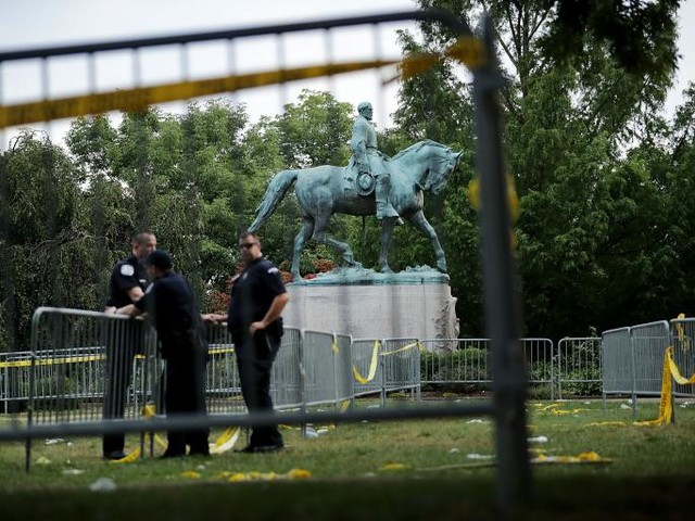 Removing Confederate Memorials Doesn't Mean Washington and Jefferson Are Next