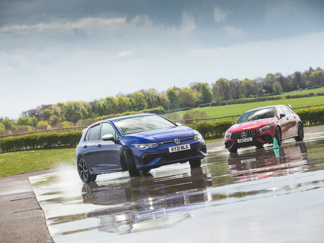 Clash on the 'pan: Torque-vectoring hot hatches face off