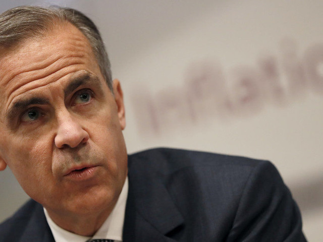Mark Carney Warned: Raising Interest Rates Will Hurt Struggling Homeowners The Most