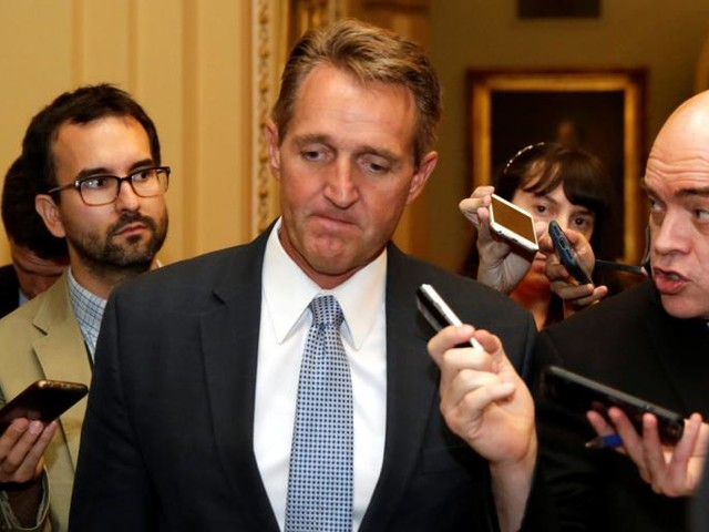 Jeff Flake Is Not the Future of the Republican Party