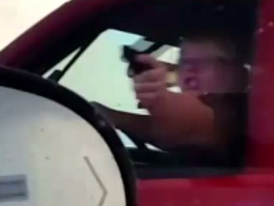 We've All Seen Road Rage In Action, But What She Put Drivers Through Was Traumatic