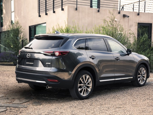 At Least Partially, One of the Mazda CX-9's Key Faults Is Fixed for 2018