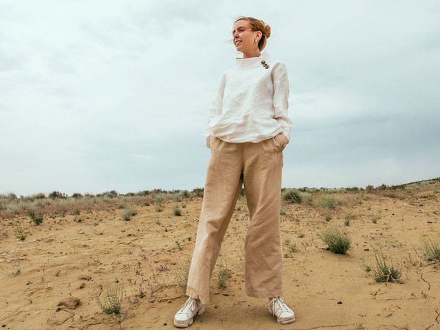 'Fashion's Dirty Secrets': Stacey Dooley Shocked By A Vast Sea Turned To Dust, All Because Of Cotton
