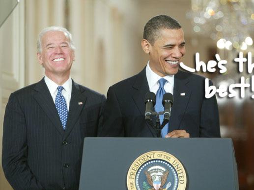 Barack Obama Pokes Fun At Joe Biden With HIGHlarious Happy Birthday Meme!