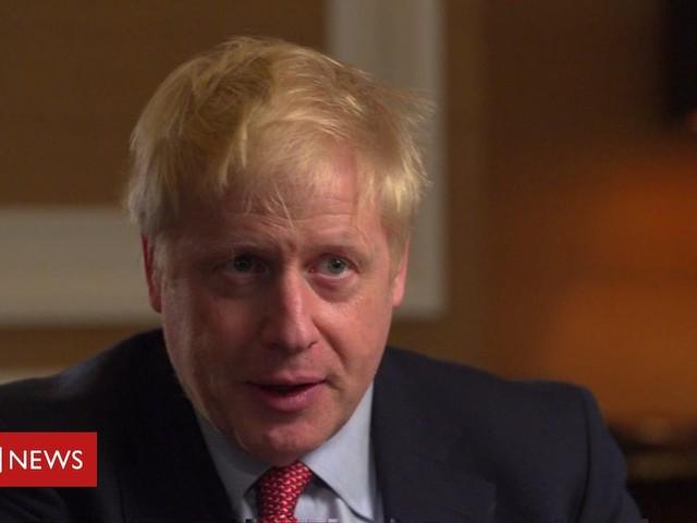 Boris Johnson interview in full
