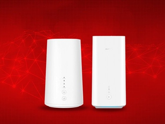Vodafone 5G Gigacube wireless router launched in the UK