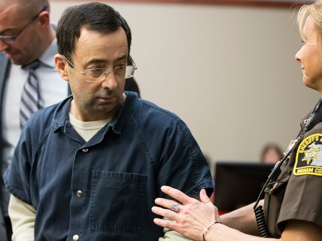 NCAA Will Investigate Michigan State University Over Larry Nassar