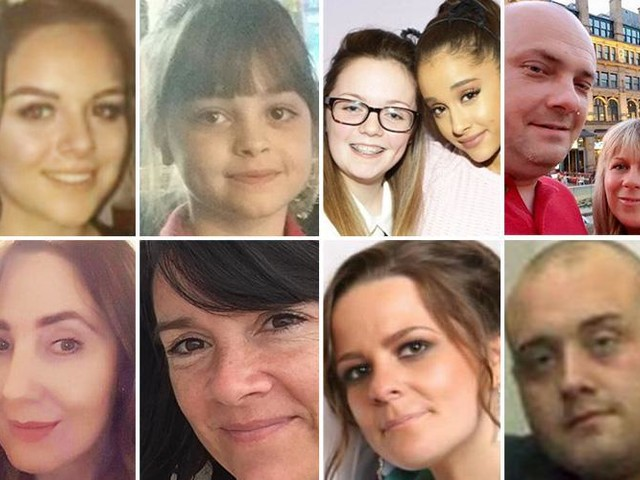 Manchester Arena bombing victims – the 22 people killed in the terrorist attack at the Ariana Grande concert