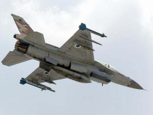 Israeli strikes hit weapons depot by Damascus airport