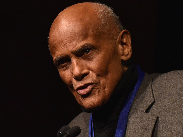 Harry Belafonte Issues A Frightening Warning About America's Future