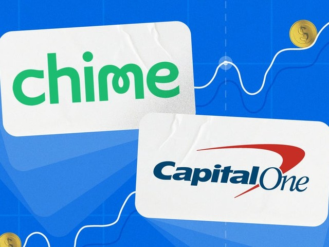 Chime vs Capital One 360: Which is better for online banking?