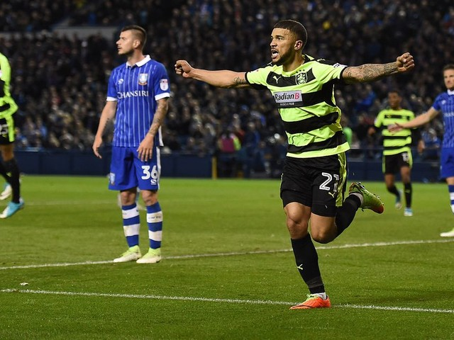 Huddersfield hitman Nahki Wells given green light to quit Premier League new boys