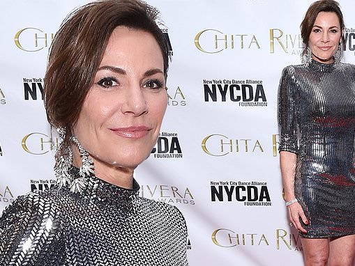 Luann de Lesseps EXCLUSIVE: RHONY star addresses shocking 2017 arrest in new tell-all book