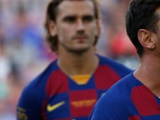 Messi to miss Barcelona's game at Real Betis