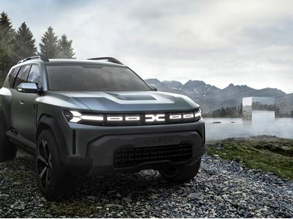 Dacia to enter larger SUV segment
