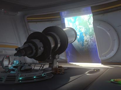 Moonshot: Overwatch's Horizon Lunar Colony map's live