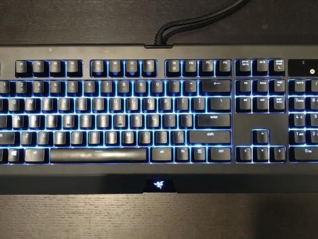 Razer BlackWidow Chroma V2 review: Same old keyboard, with comfy new wrist rest