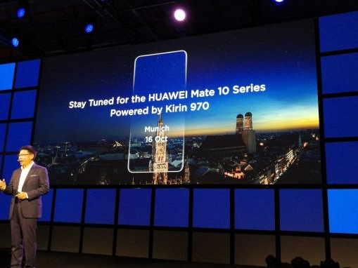 Huawei Mate 10 and Mate 10 Pro Launch on October 16th, More Kirin 970 Details