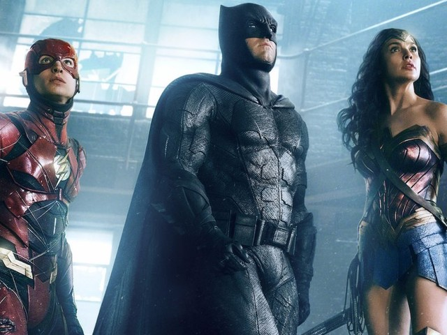 Early reviews of 'Justice League' say it's 'fun' — but it's no slam dunk