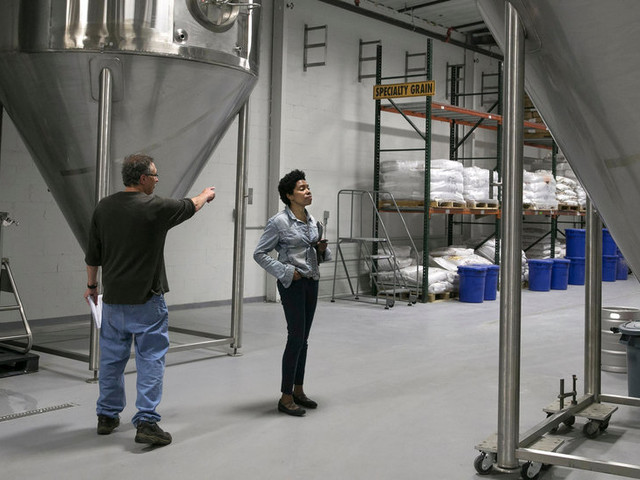 New York Today: New York Today: Brewing in Harlem