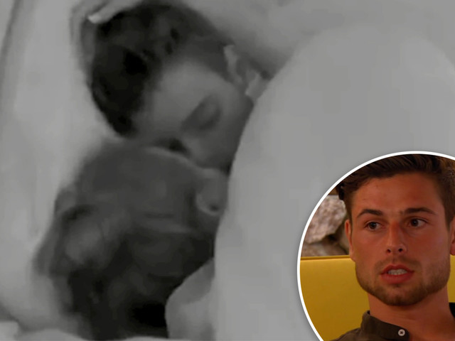 Love Island viewers slam Tom for snogging Maura in bed moments after saying she makes him 'cringe'