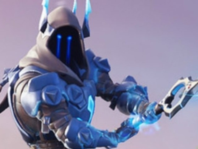 Looks like Fortnite is adding the sword from Infinity Blade, and changing its map again
