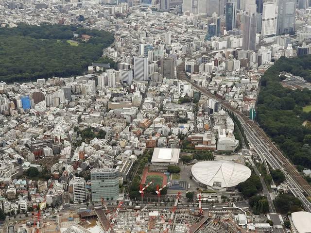 Japan marks three-year countdown to Tokyo 2020 Games
