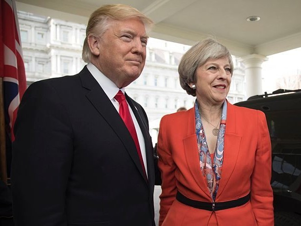 Why Donald Trump backs a hard Brexit