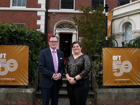 Belfast's Queen's Film Theatre celebrates fifty years