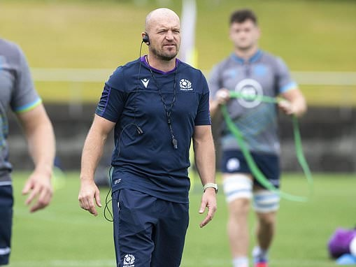 Rugby World Cup news: Scotland coach Gregor Townsend sits out captain Stuart McInally