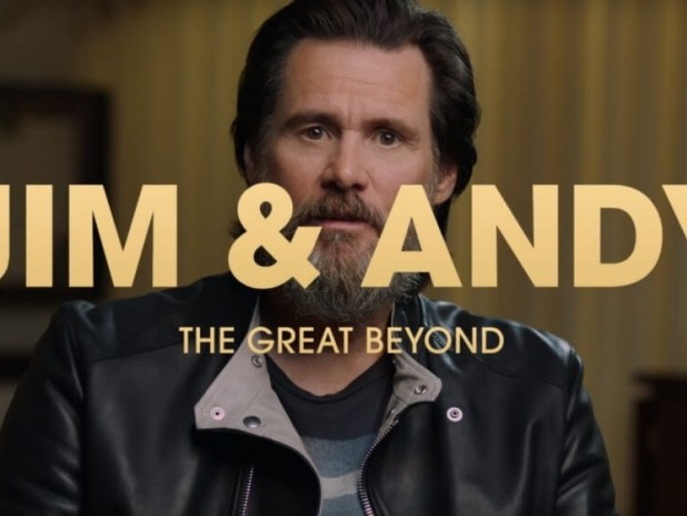 Jim & Andy: The Great Beyond – One Writers Perspective