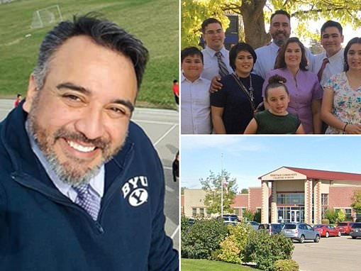 Idaho principal with seven children dies after two-week battle with COVID