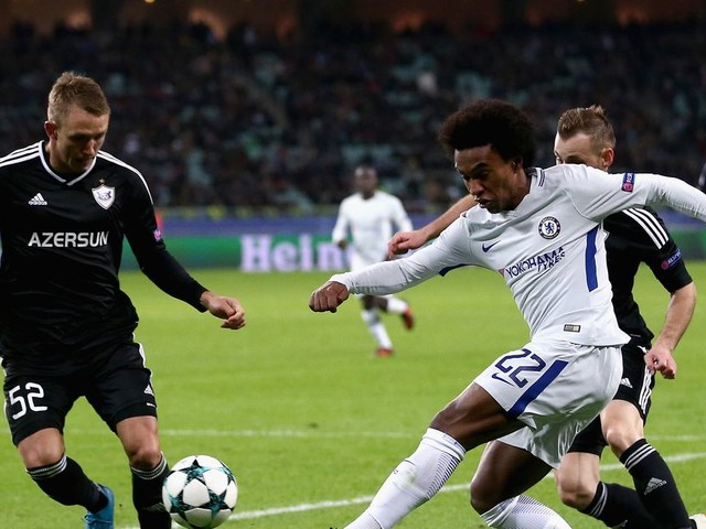 Qarabag 0-4 Chelsea, Champions League: Post-match reaction