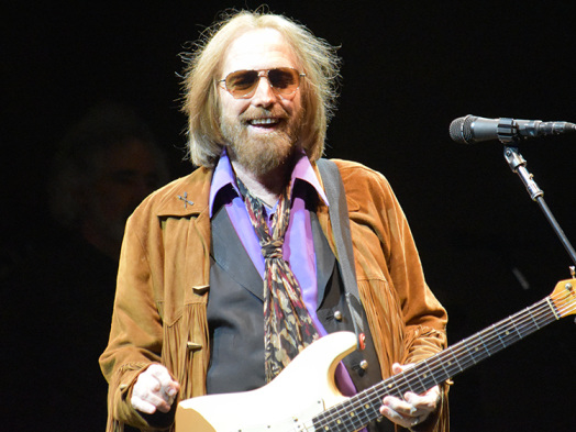 Tom Petty's Widow Battles Daughter For Control of Estate