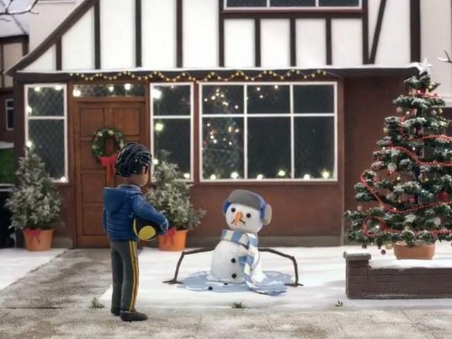Shoppers spot mistake in John Lewis Christmas advert