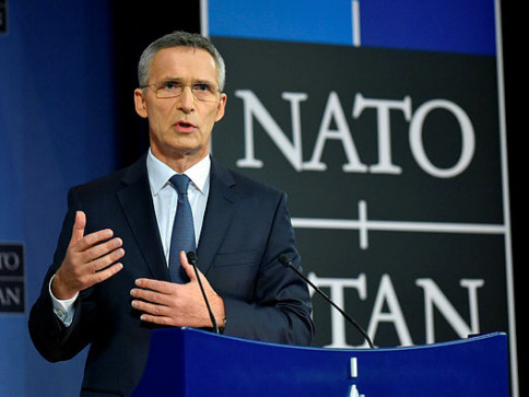 Stoltenberg reappointed as Nato chief until 2020