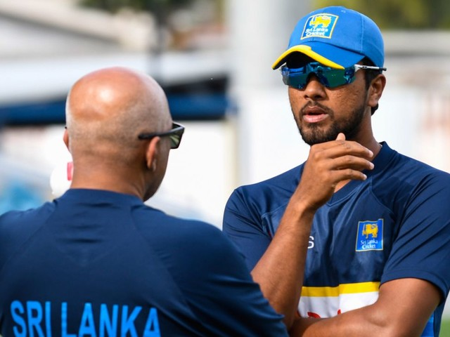 Chandimal, Hathurusingha out of SA Tests