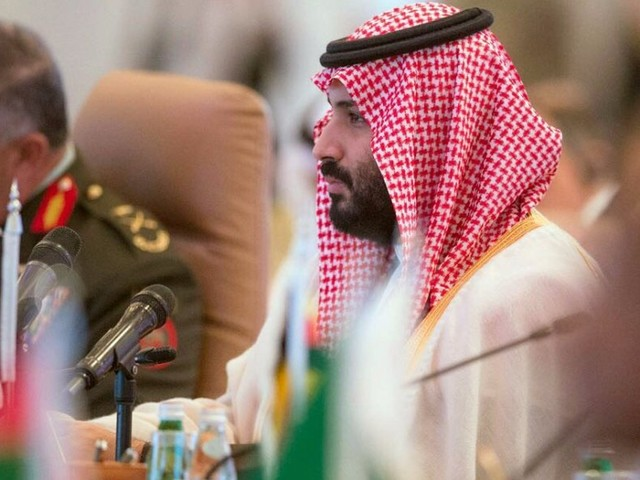 Saudi Arabia could net $100 billion from its unprecedented corruption crackdown