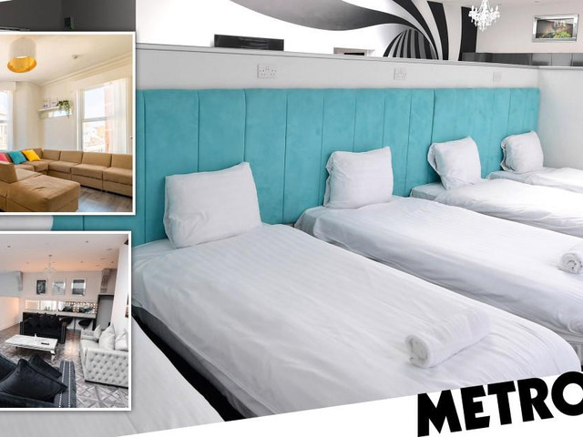 Stay in these UK holiday homes that look just like the Love Island villa